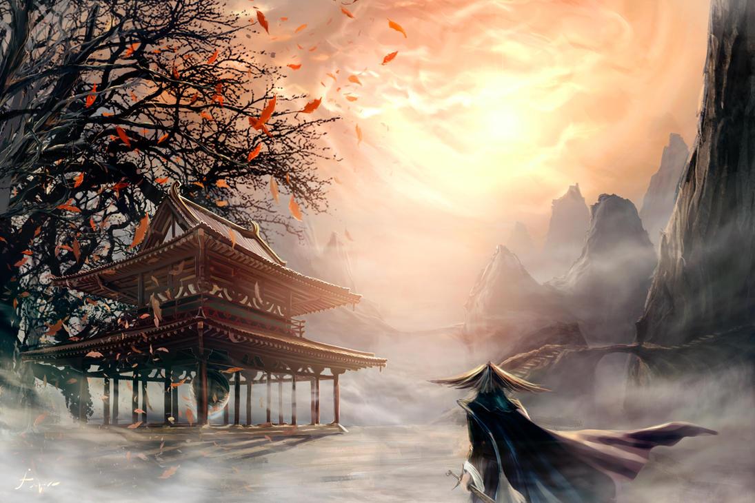 Mystic path by fxEVo