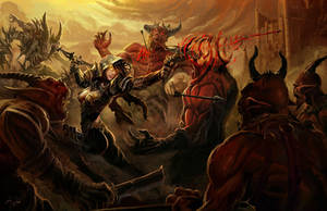 Diablo III - Demon Hunter by fxEVo