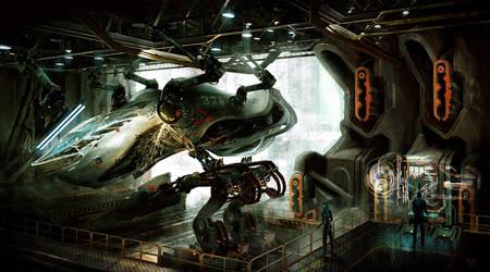 Maintain Hangar by fxEVo