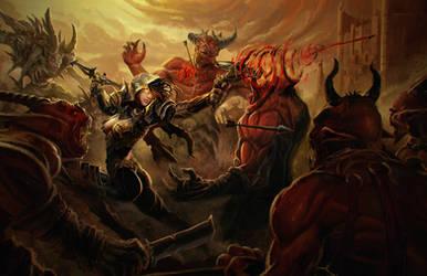 Duc Truong Huyen - DiabloIII Contest - DemonHunter