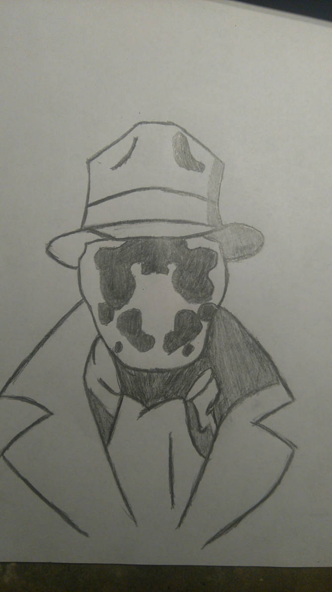 The End is Nigh - Rorschach