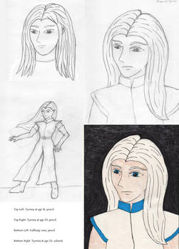 Tyreisia Peacecraft