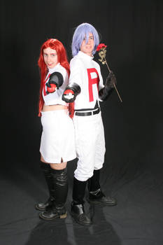 Otakon 2011 - Team Rocket 2
