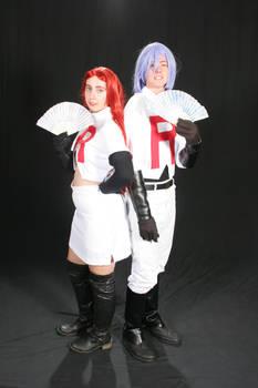 Otakon 2011 - Team Rocket 4