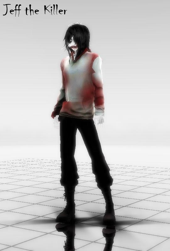 [MMD Newcomer] Jeff the Killer MMD Model Download by TheNamelessHolocaust