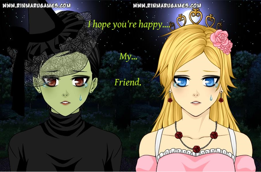 Elphaba and G(a)linda Part Ways by ZuluZuzuLove