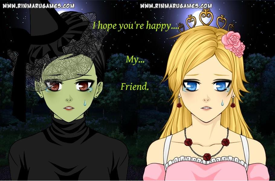 Elphaba and G(a)linda Part Ways by ZuluZuzuLove