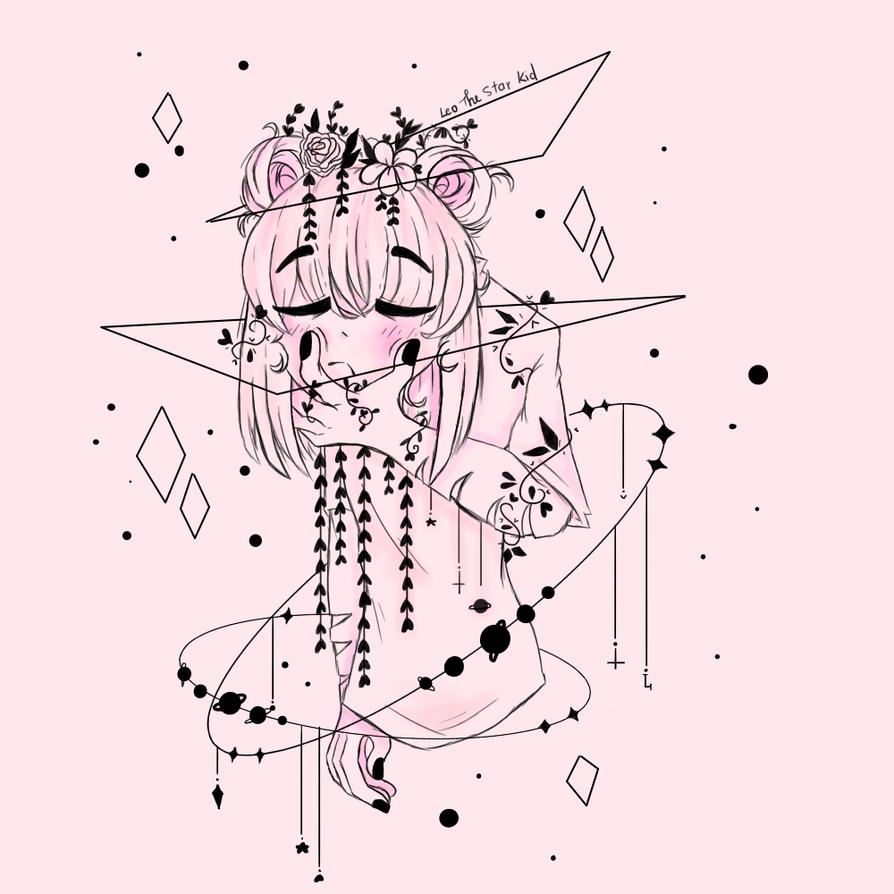 [Redraw] Pink Stuff by LeoTheStarKid