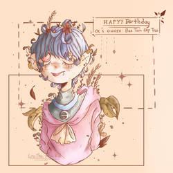 Birthday boi by LeoTheStarKid