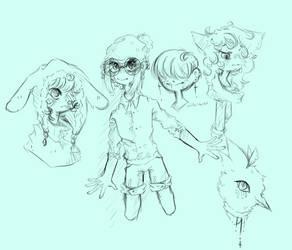 Doodlez by LeoTheStarKid
