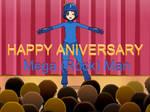 (KISEKAE) Happy 28th Anniversary Mega Man!