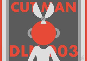 (COMMISSION) Minimalistic Cut Man