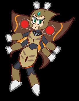 (REQUEST) Moth Woman