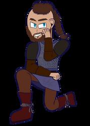 (COMMISSION) Ragnar Lodbrok