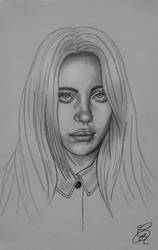 Billie Eilish Sketch