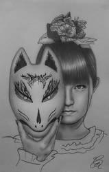 Su-metal (Suzuka Nakamoto) sketch