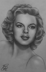 Judy Garland sketch