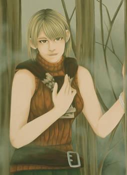 Resident Evil 4: Ashely