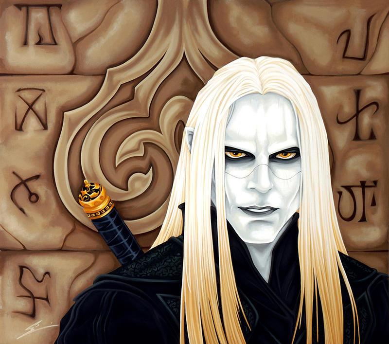Prince Nuada Wallpaper