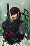 Metal Gear Solid: Snake Big Boss