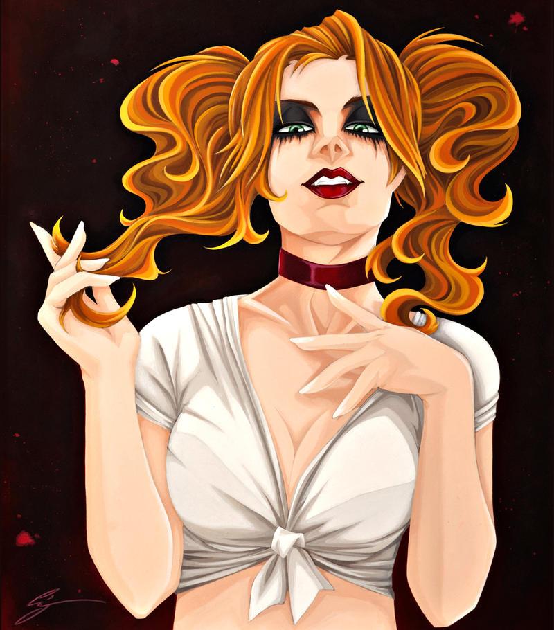 Vampire Masquerade: Jeanette by starxade