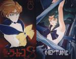 Netune and Uranus
