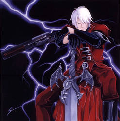 Devil May Cry: Dante