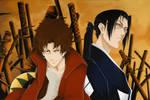 SamuraiChamploo:SunsetWarriors