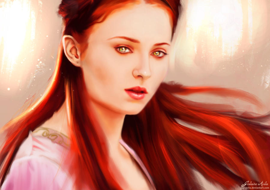 The Winterfell Daughter by Gigi-Avila