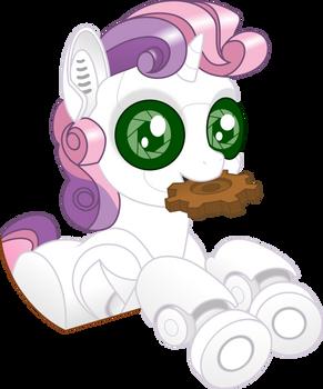 Sweetie Bot [Vectorized]