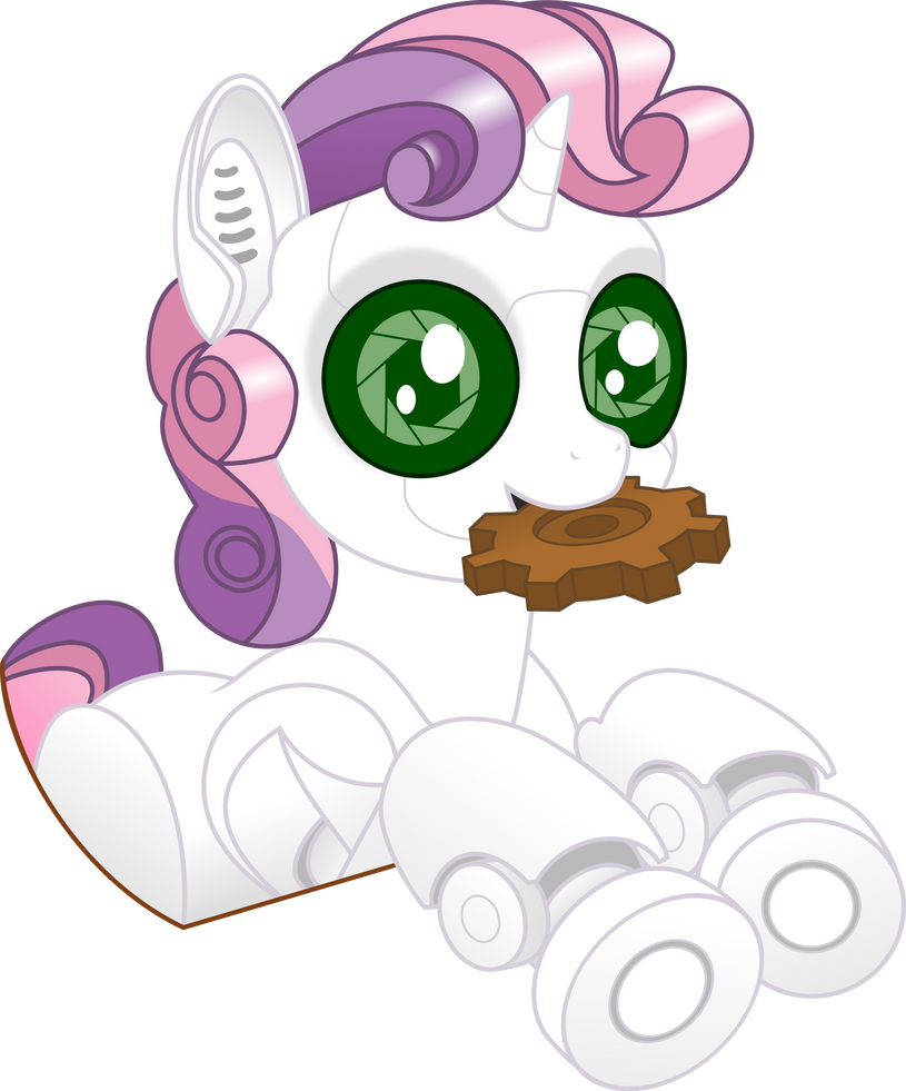 Sweetie Bot [Vectorized] by DroidekaVl