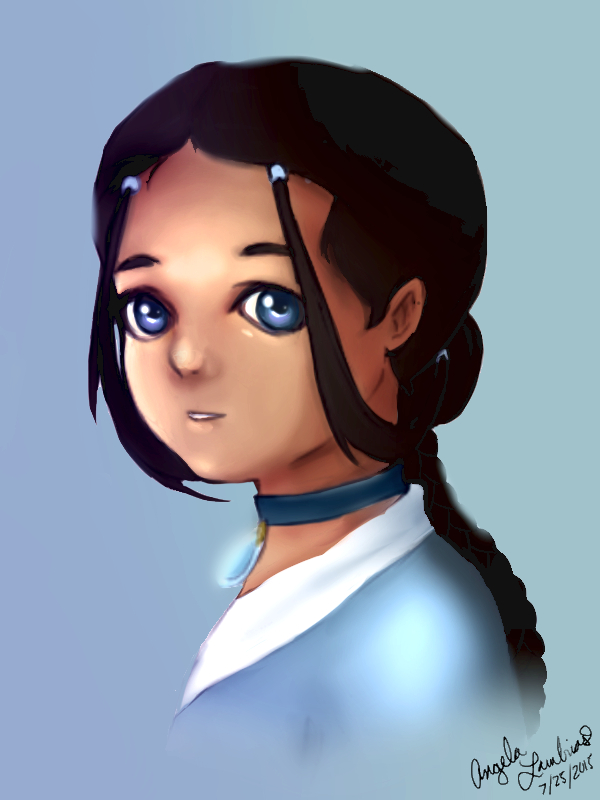 Katara by believe-the-lie