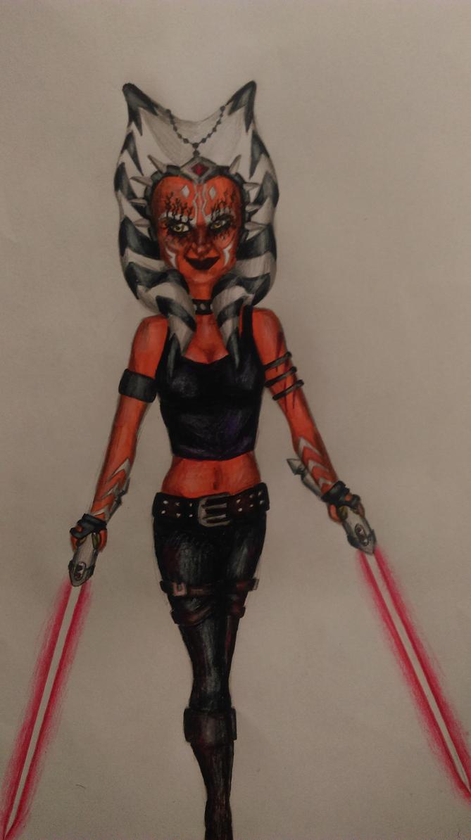 Dark Mina by spinekicksy