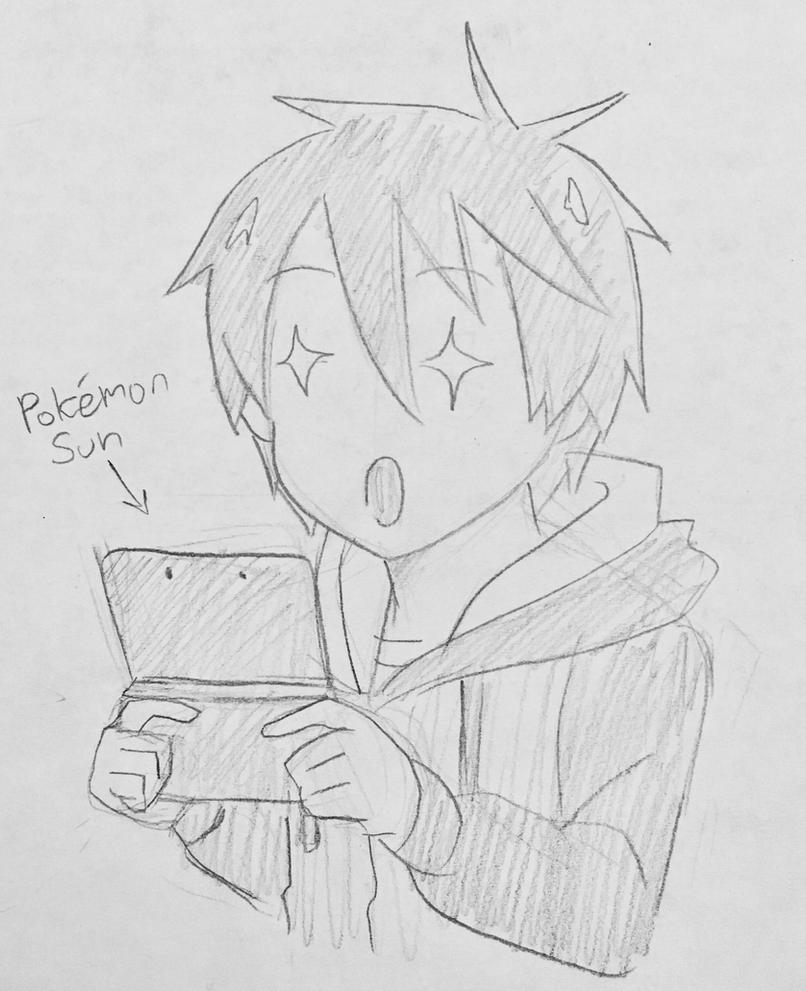 Got a New 3DS XL! by Jourd4n