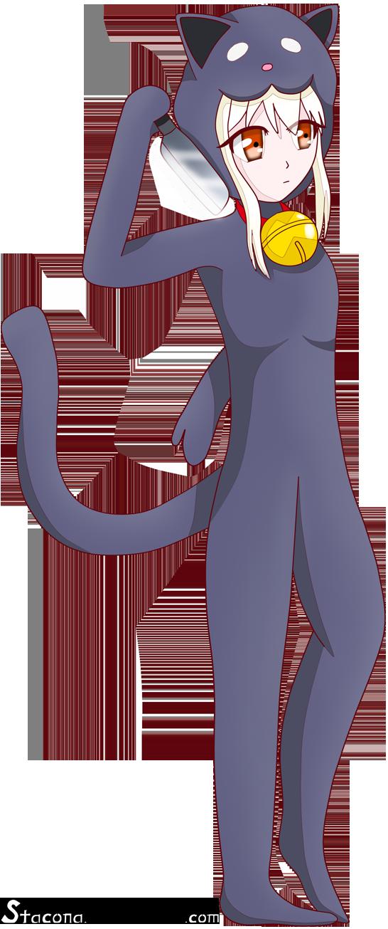 Mashiro Shiina Cat