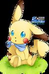 Female Pikachu