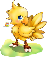 Coco the Chocobo