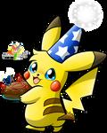 Party Pikachu!