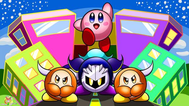 Kirby, Kirby, Kirby in the City!