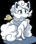 Fluffy Vulpix