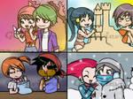 Pokemon Love - For all Seasons
