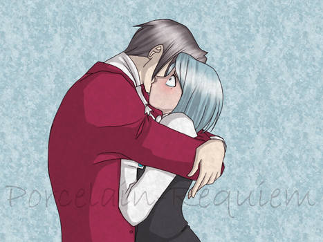 A Compassionate Hug - M and F
