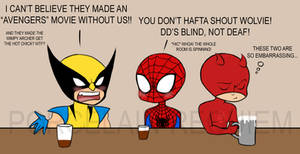 Rejected Avengers