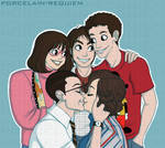 The McFly Family - How It Should Have Been