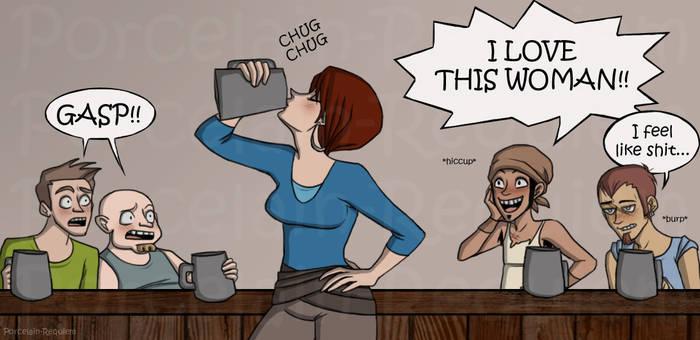 Devon - Drinking Champ