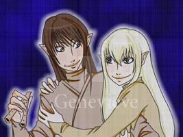 Jen and Kira - Dark Crystal