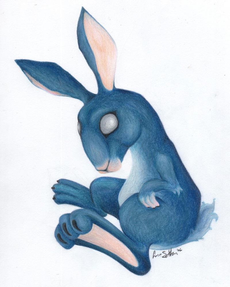 Rabbit... by FeeCat