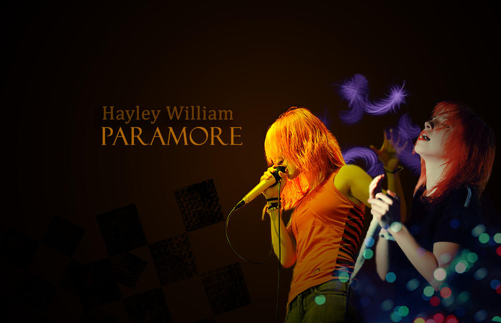 Hayley William by harakiriran on deviantART
