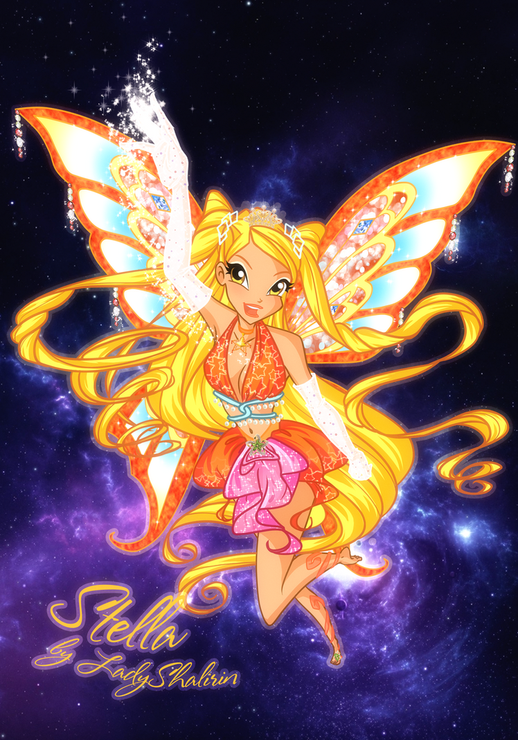 Stella  Enchantix by LadyShalirin