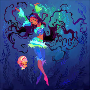 Winx Aisha\Layla Lovix